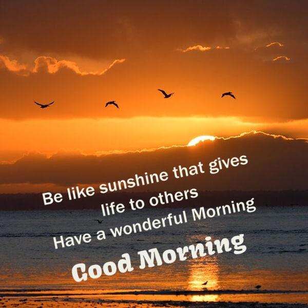 صورة صباح الخير جميل , صباحكم زي وشكم
