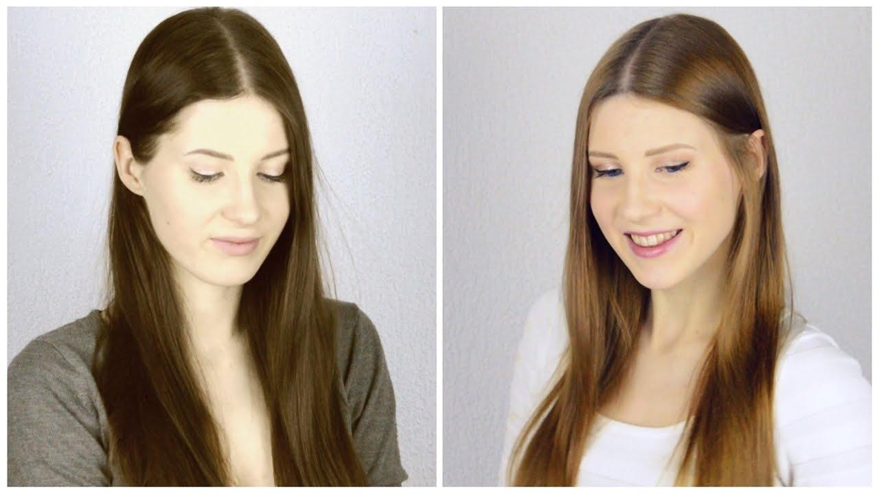 صورة القرفة لتفتيح الشعر , اصبغي شعرك ف بيتك