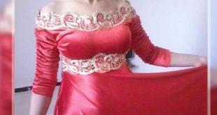 صورة قنادر قطيفة جديدة فيس بوك , جمال الملابس القطيفه ورقتها