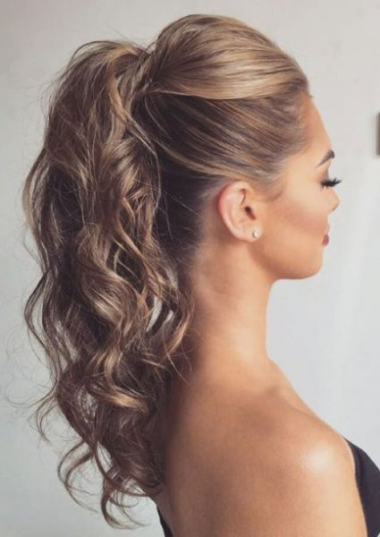 صورة موديلات شعر جديدة , احدث قصات الشعر