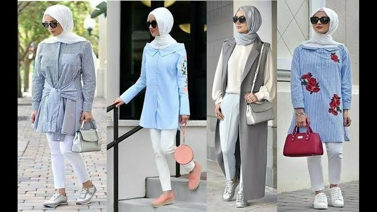 صورة احدث الملابس للمحجبات , نفسي اشوف فين الحجاب