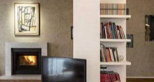 صورة ديكورات اعمدة داخلية , ديكور عمود داخل البيت