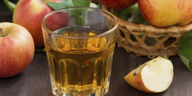 صورة فوائد خل التفاح للشعر , مرضناش بالتفاح نرضا ب خله