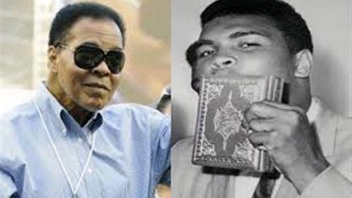 صورة اسم محمد علي كلاي الحقيقي , الملاكم محمد علي