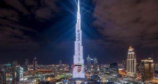 ارتفاع برج خليفة , اطول برج بالعالم
