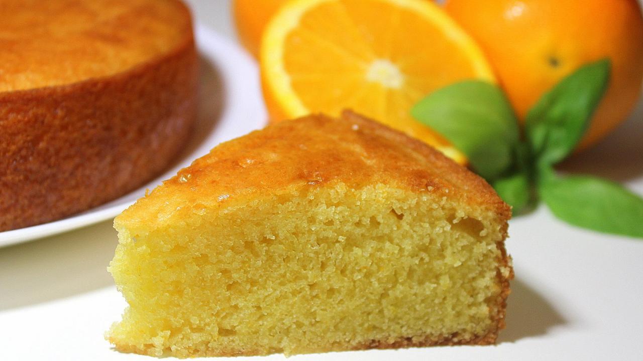 صورة عمل الكيك بالبرتقال , اسهل طريقة لعمل الكيك بالبرتقال