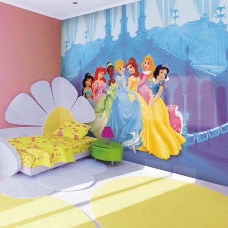 صورة ورق حائط اطفال 3d , احدص تصاميم ورق الحائط لغرف الاطفال