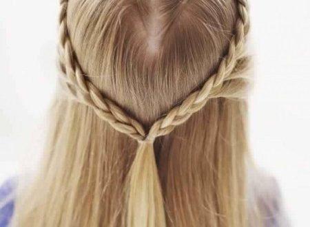 صورة احدث تسريحات الشعر للاطفال , ستايلات شعر جميله للبنات الصغار