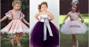صورة موديلات فساتين بناتيه , تصاميم فساتين بنانتيه مميزة جدا