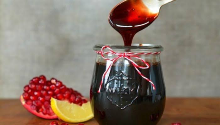 صورة فوائد دبس العنب , الفوائد الصحية لدبس الرمان