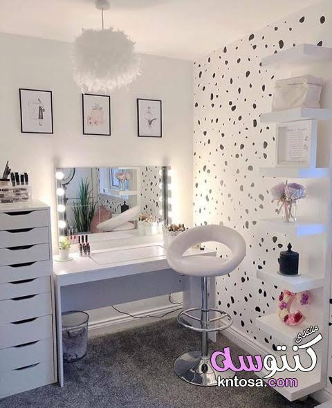 صورة تسريحات غرف نوم كلاسيك , تصاميم ديكوريه رائعه لغرف النوم