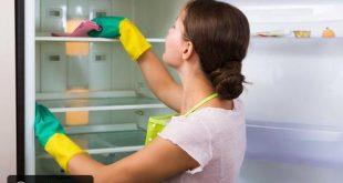 صورة كيفية تنظيف الثلاجة , نصائح من اجل نظافه الثلاجة