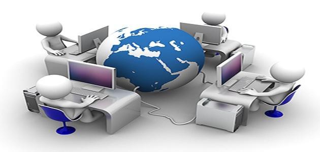 صورة بحث حول الانترنت , موضوع حول اهمية الانترنت في حياتنا