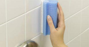 صورة تنظيف ارضية الحمام , طرق تنظيف الارضايات جيدا و الحمام بشكل خاص