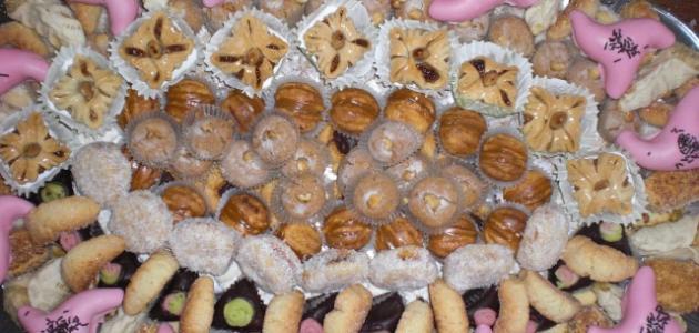 صورة حلويات عيد الاضحى , اشهر حلويات عيد الاضحي في مصر