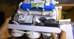 صورة كيفية تركيب فلتر المياه بالصور , مياه خاليه من التلوث