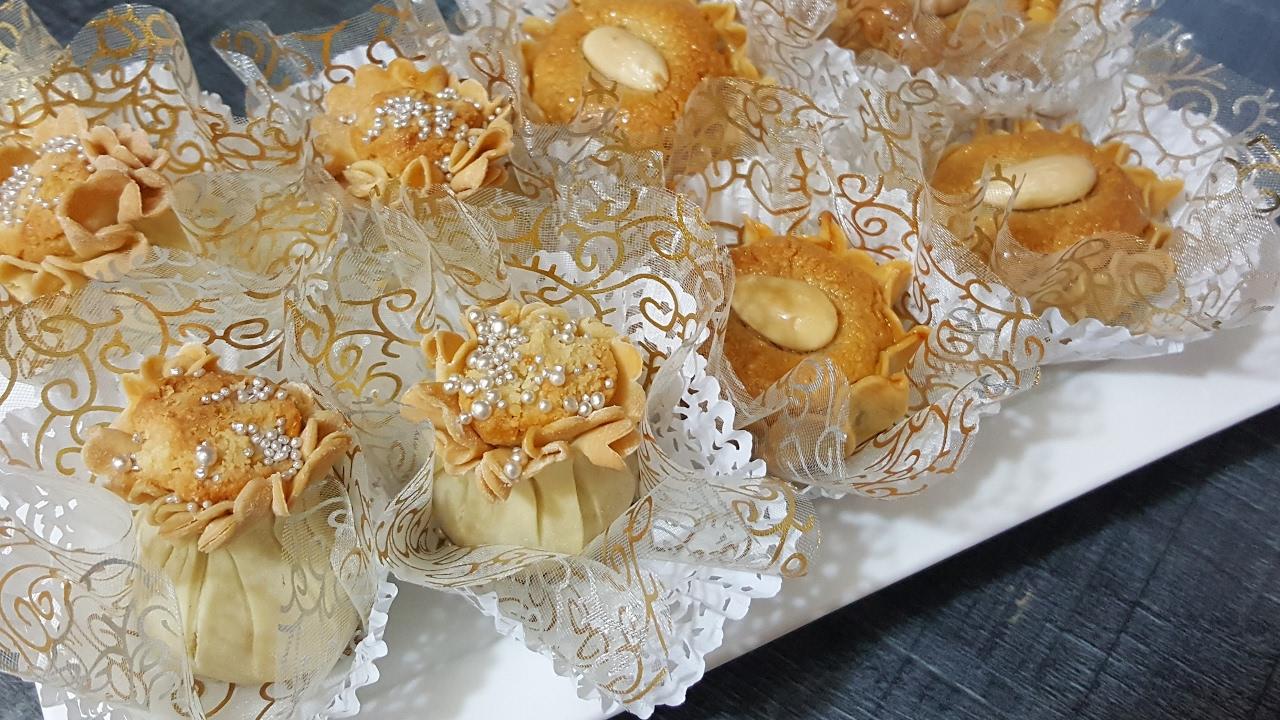 صورة حلويات جزائرية بالصور , جددي المنيو بلمسة جزائرية