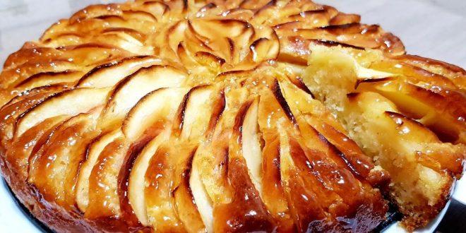 صورة طريقة عمل كيكة التفاح بالصور , استخدامات متنوعة للتفاح