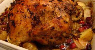 صورة طريقة عمل صينية الدجاج , اكلات سهله بالدجاج