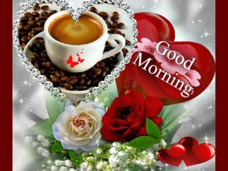 صورة حبيبي صباح الخير صباحك ورد وفل , صور صباحية جميله اوي للحبيب