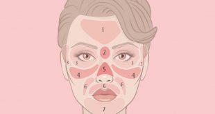 صورة البثور في الوجه , طرق علاج البثور الوجه البيضاء والسوداء
