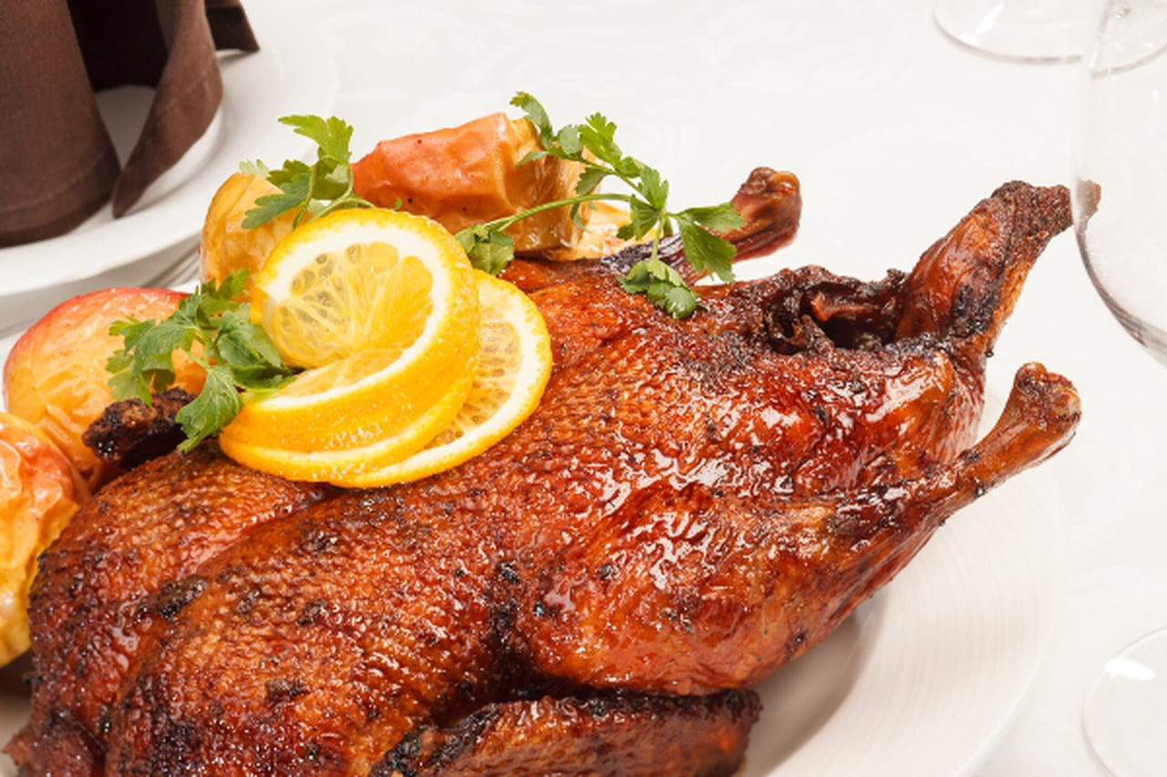 صورة طريقة عمل البط بالبرتقال , حضري البط بنكهة البرتقال اللذيذة في مطبخك