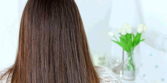 صورة وصفة لفرد الشعر المجعد من اول مرة , علاج موجه الشعر وفرده