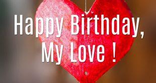 صورة كلام للحبيب في عيد ميلاده , كلمات رائعه لاجمل حبيب