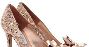 صورة احذية اعراس 2019, كولكشن احذيه مذهل لاحلى عروسه