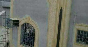 صورة ديكورات اسمنتية خارجية, لمسات ساحره ف البيت من اجمل الديكورات