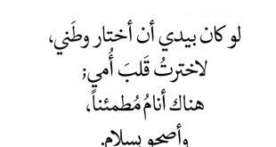 صورة كلمات حب للام ،اجمل عبارت توضح فضل الام
