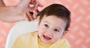 صورة تطويل شعر الاطفال الرضع، كثفي شعر طفلك الرضيع بسهولة