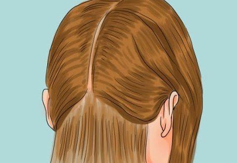 صورة طريقة قص الشعر في البيت , احلى طاله من ايديك