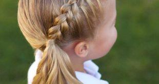 صورة صور تسريحات شعر اطفال, اتعلمى اسهل طرق التسريح