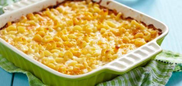 صورة طريقة عمل معكرونة بالجبن, نكهات جديده ومميزه ف اكلك