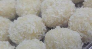 صورة قاطو نواد كوكو بدون طهي ,حلوى جوز الهند الذيذه 1534 3 310x165