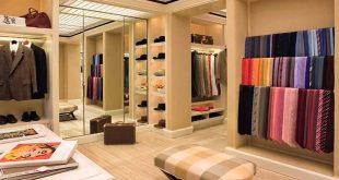 صورة ديكور غرفة ملابس، اجمل افكار الديكورات لغرف الملابس