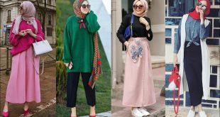 صورة ملابس محجبات روعه، تالقي باجمل الملابس مع الحجاب