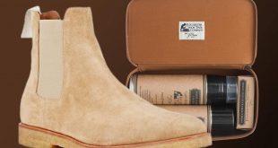 صورة كيفية تنظيف الحذاء الشامواه، خلي حذائك الشامواه دائما نظيف