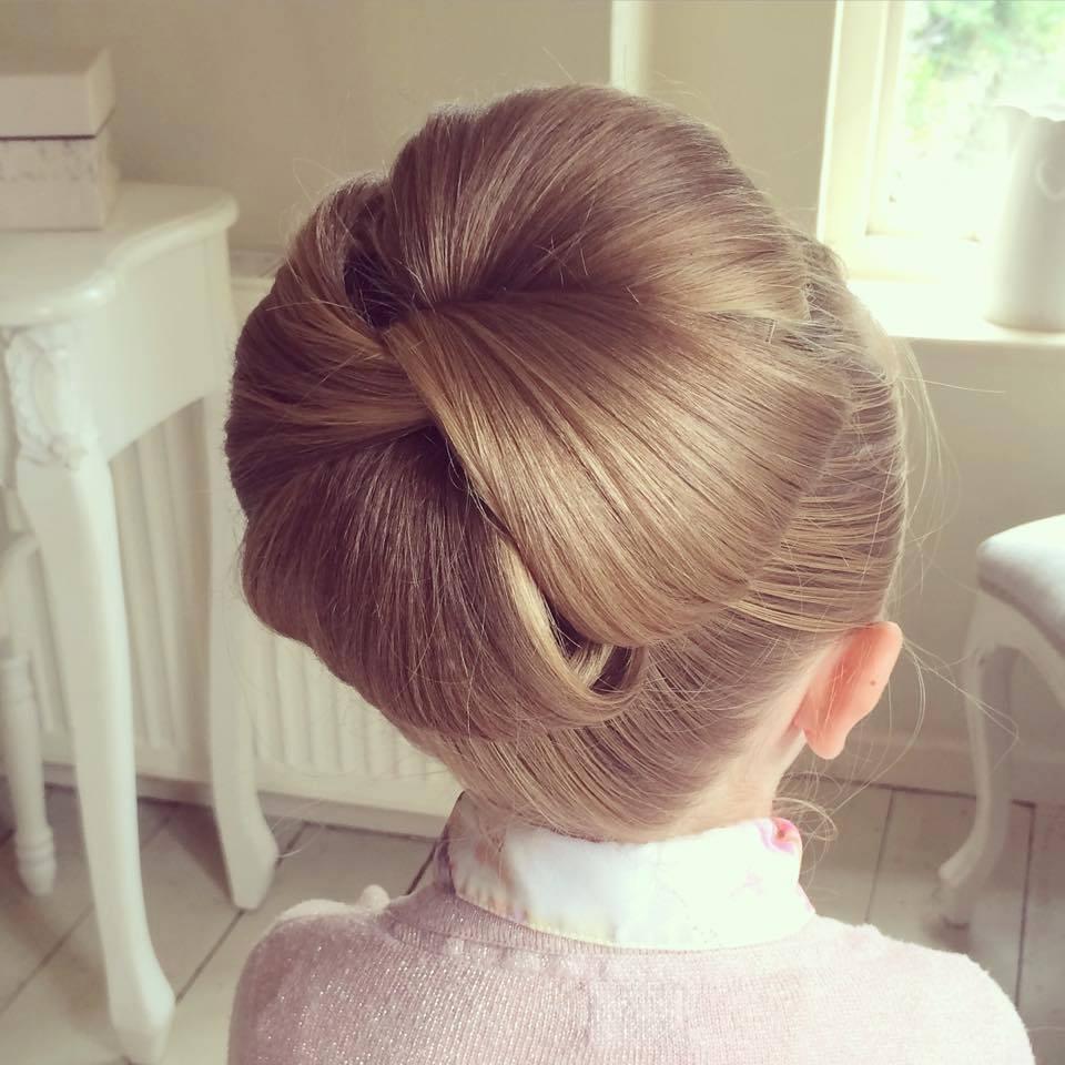 صورة احدث تسريحات للاطفال,تسريحات الشعر الاطفال
