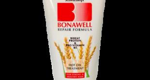 صورة بوناويل بالقمح للشعر الجاف،تجربتي مع منتج بوناويل للشعر