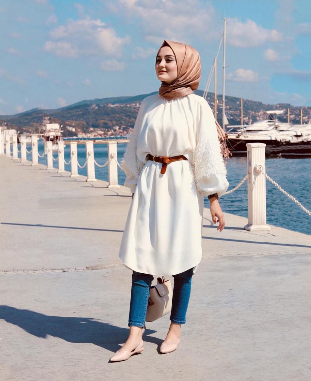 صورة شاهد ازياء المحجبات ما اروعه, اروع موضة حجاب 2020