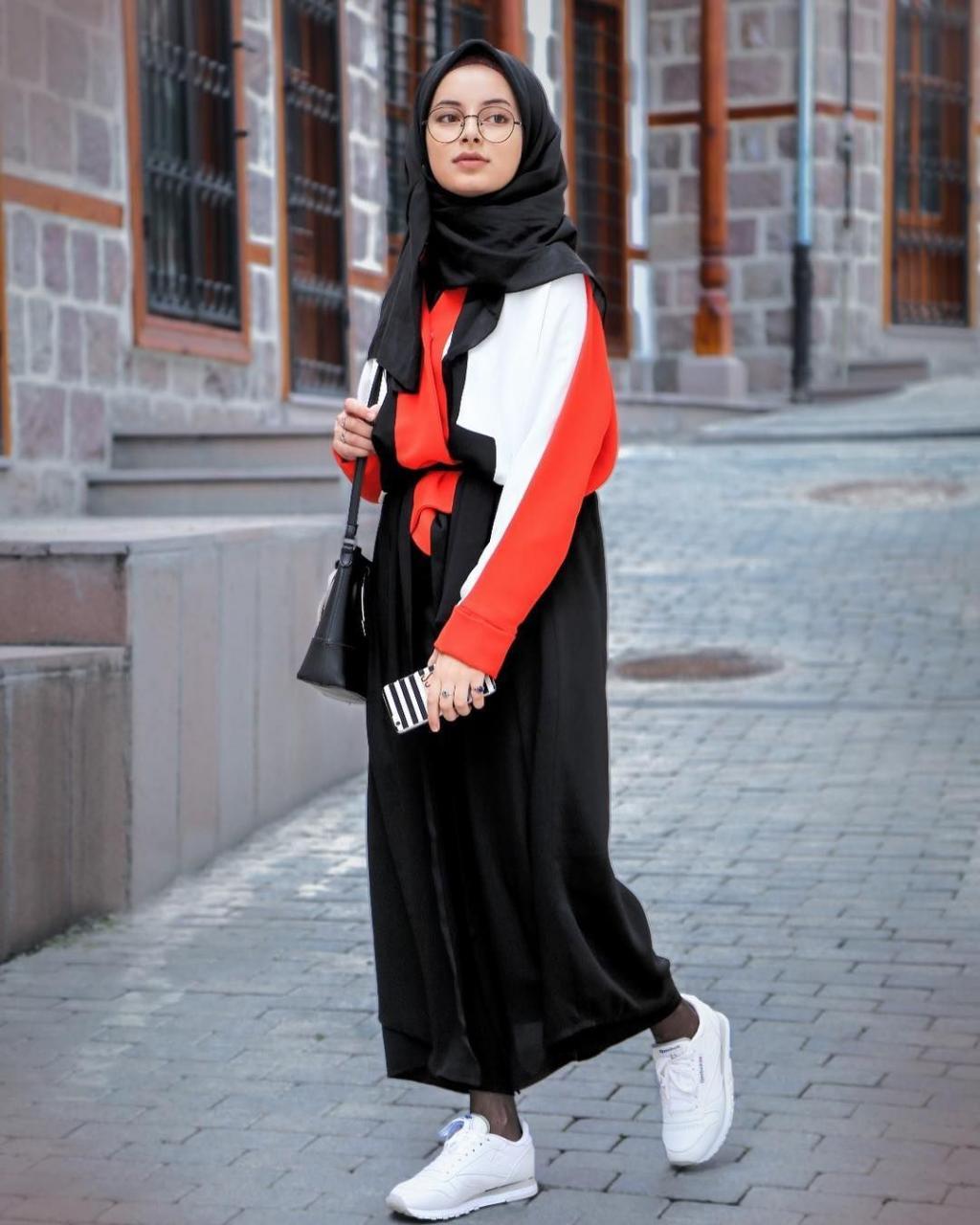 صورة اجمل الكلام عن حجاب المرأه, تعبير عن الحجاب